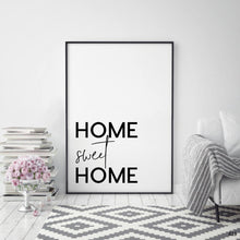 Load image into Gallery viewer, Home Sweet Home Print - Blim & Blum
