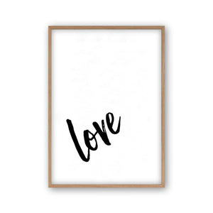 Love Note Print - Blim & Blum