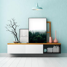 Load image into Gallery viewer, Forest Fog Print - Blim & Blum
