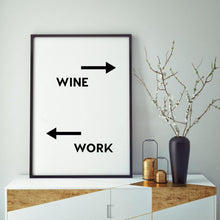 Load image into Gallery viewer, Personalized Drink Work Direction Print - Blim & Blum