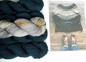 Zweig Sweater knitting kit