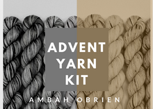 Advent Yarn Kits Ambah 2019 Baah Yarn