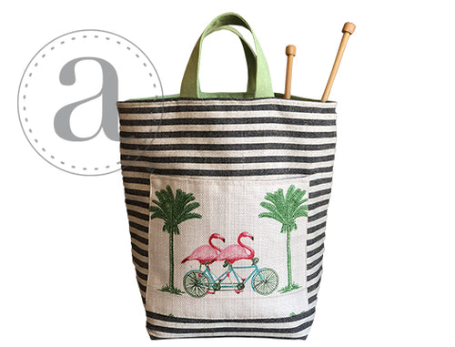 Flamingo Atenti Hope Basket