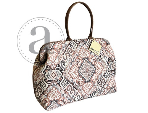 Atenti Pioneer carpet Bag