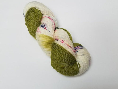 Baah Yarn La Jolla - Olive You
