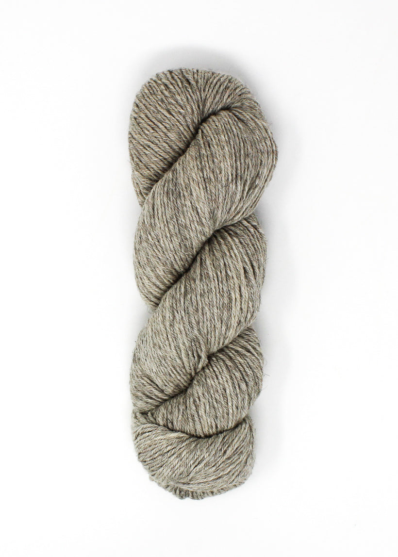 Serene Slate Baah Yarn Eco Alpaca and Wool