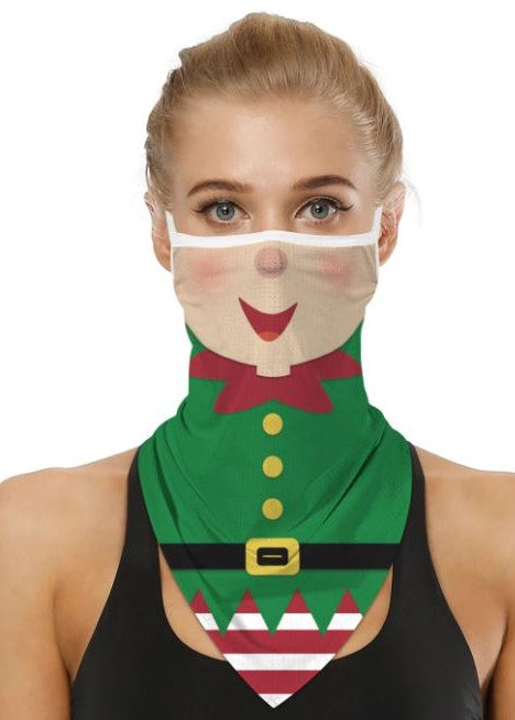 Elf Face Covering
