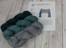 knitting kit with pattern