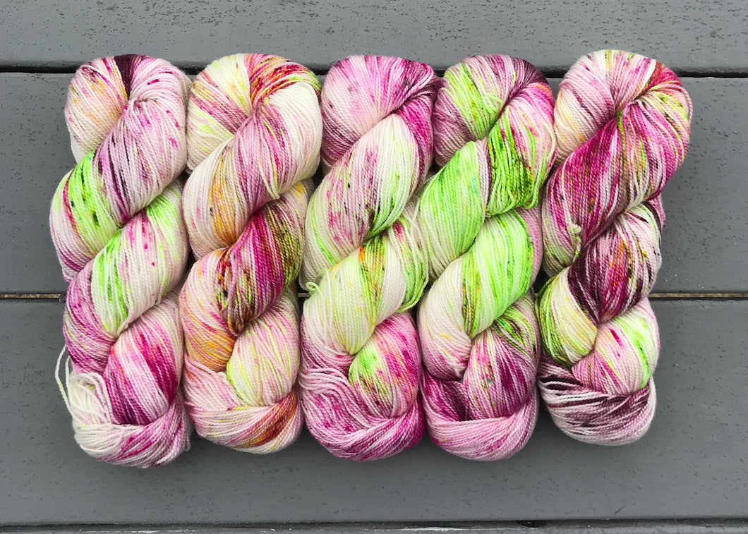 June '19 Baah Yarn La Jolla Monthly Color