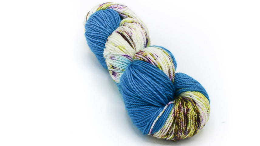 Baah Yarn New York Blue Hawaiian
