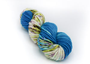 Blue Hawaiian Baah Yarn Sequoia