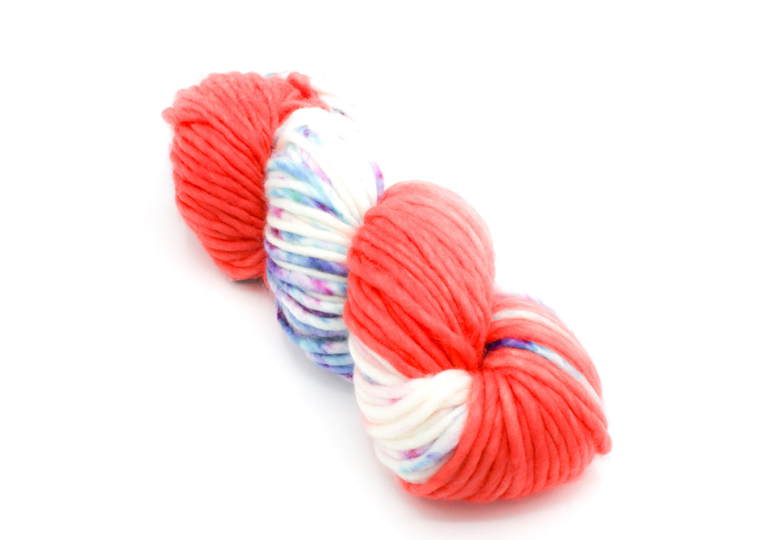 baah yarn sequoia grapefruit sangria