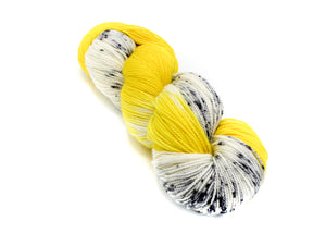 Bumblebee - Baah Yarn La Jolla - Dipped and Dappled Series