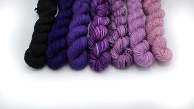 Crescent Shawl Knitting Kit