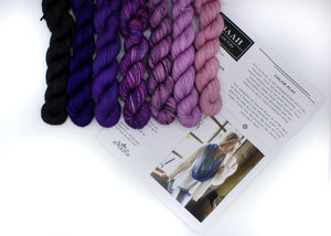 Color Play Knitting Kit by Baah Yarn