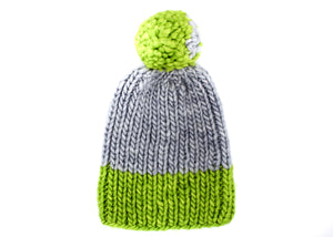 Mammoth Hat Knitting Kit