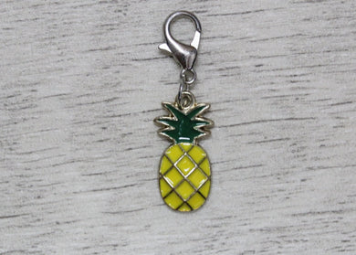 pineapple stitch marker