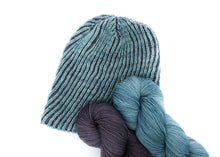 Harlow Hat Knitting Kit By Andrea Mowry