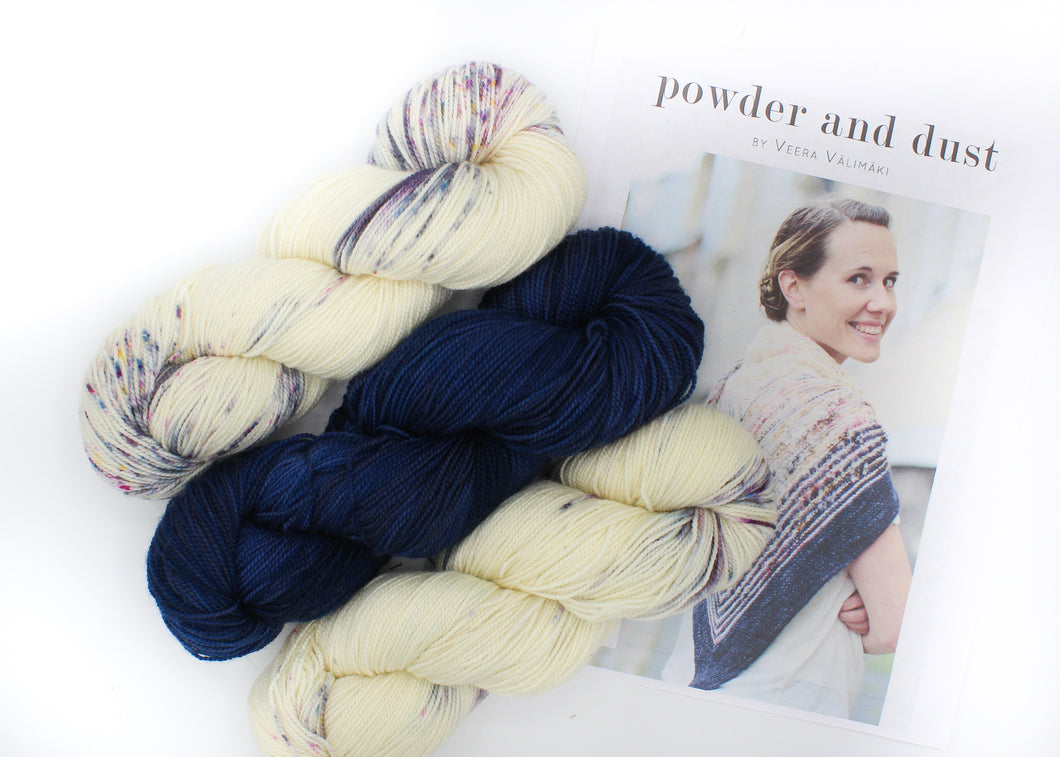 powder and dust knitting kit