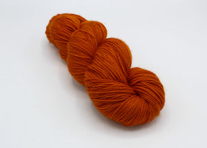 Orange Amber Baah Yarn New York