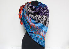 Night Shift Shawl Knitting Kit Andrea Mowry