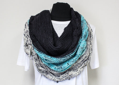 Joji Locatelli Odyssey Shawl Knitting Kit