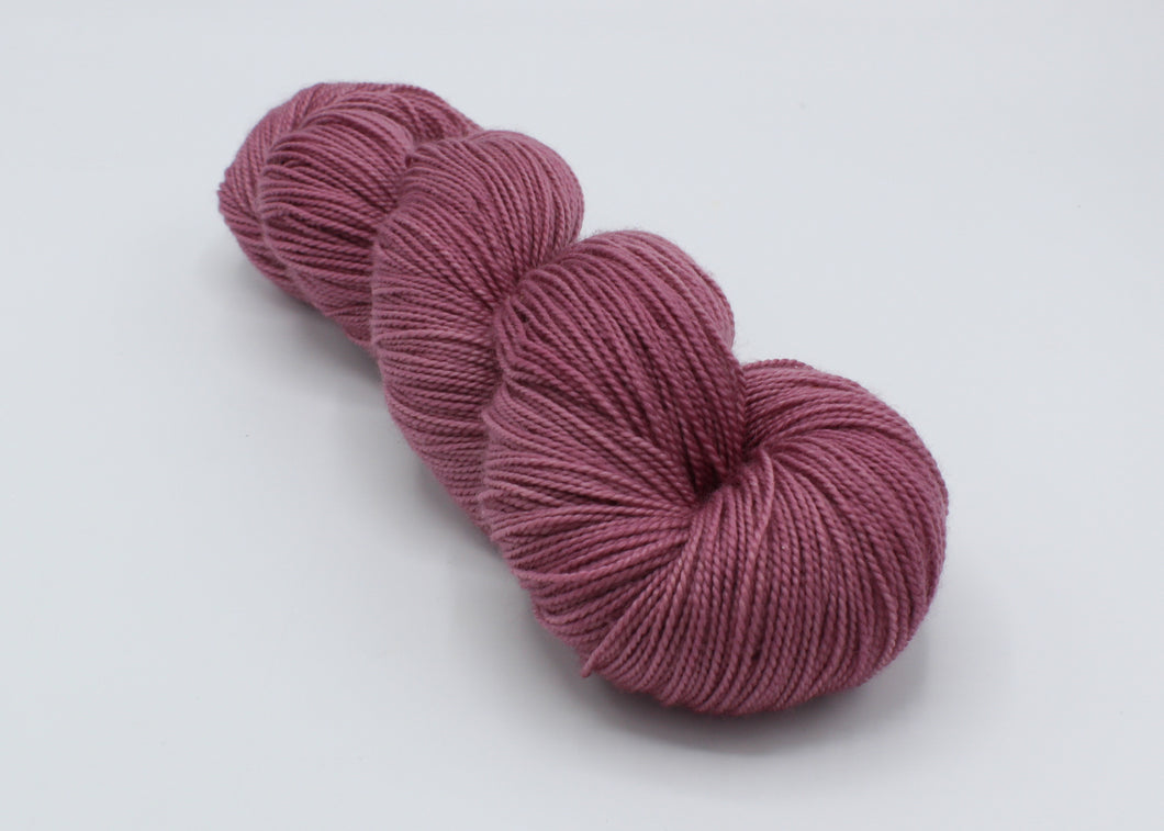 On The Mauve - Baah Yarn New York