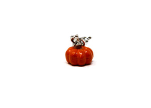 Fairy-tale Pumpkin Stitch Marker