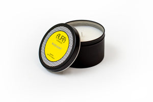 Aura Travel Tin Candle Radiant