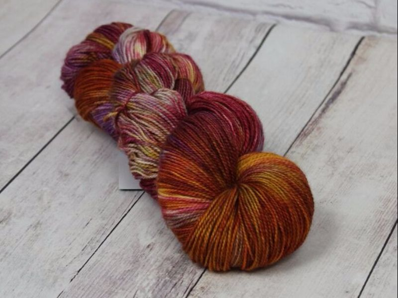 Rose Bouquet Baah Yarn Savannah