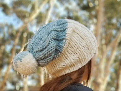 Sierra Hat Knitting Kit