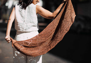 Joji Locatelli Terra Shawl