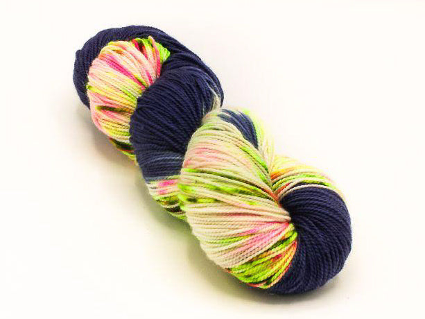 Wild Blue Yonder - Baah Yarn Savannah