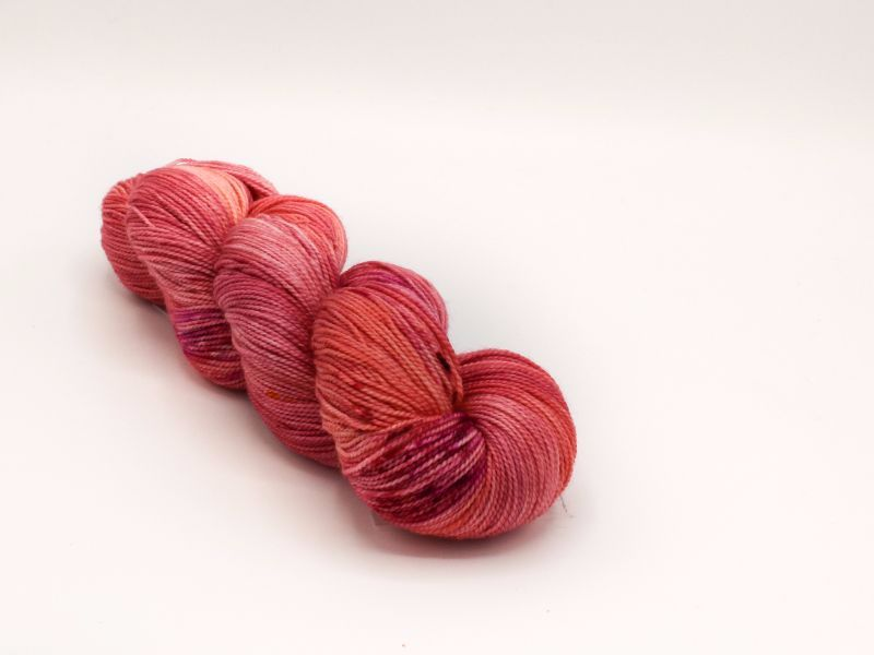Tickled Pink - Baah Yarn Savannah