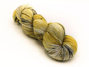 Yellow Jacket - Baah Yarn Shasta
