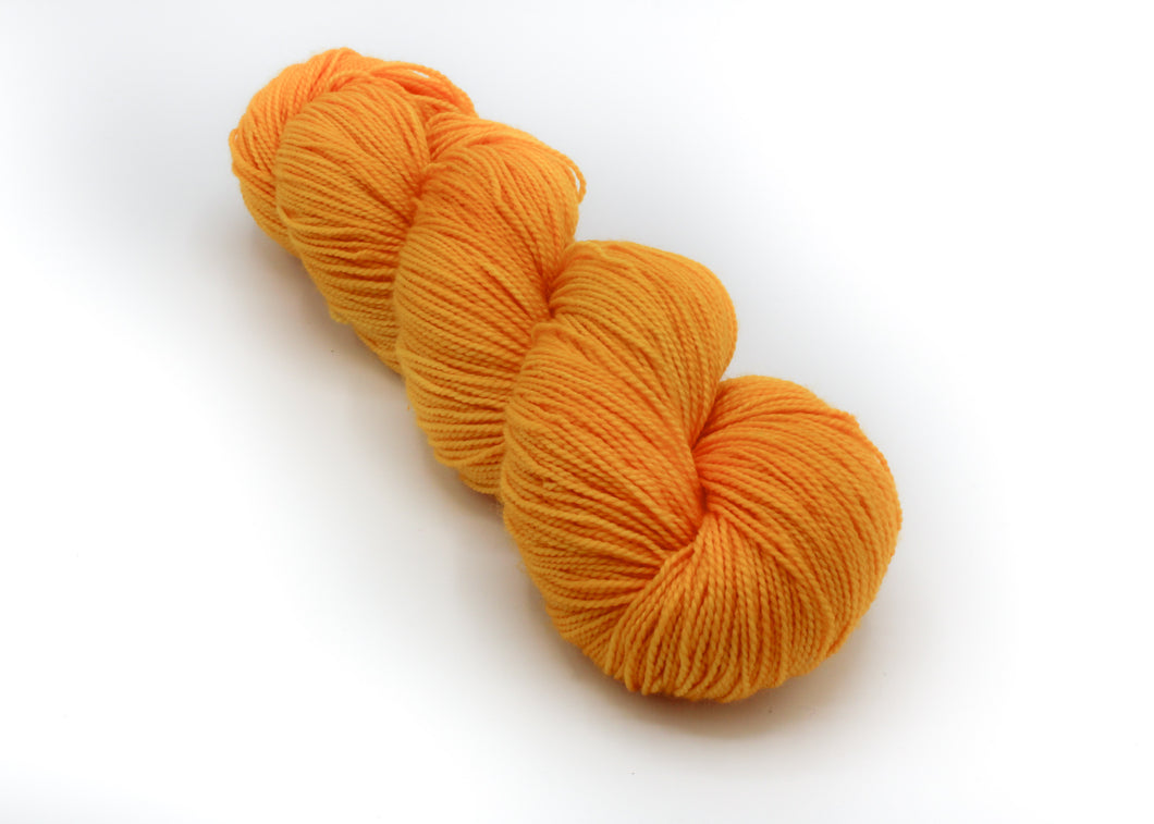 Gold Rush Baah Yarn Shasta