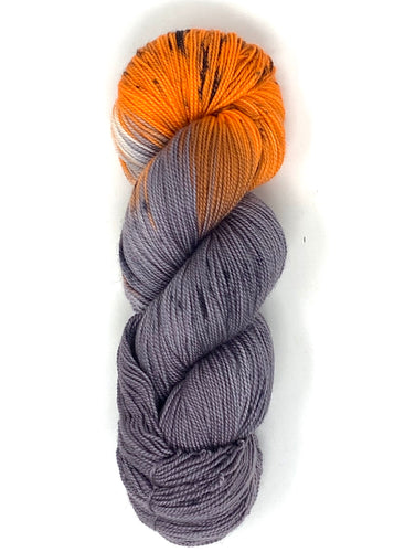 Orange You Glad - Baah Yarn La Jolla - Art District Series