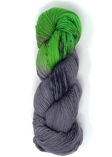 Green Better Days - Baah Yarn La Jolla - Art District Series