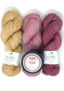 Blush - 3 skein kit