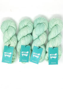 Cally Monster An Elegant Twist Knitting Kit with Baah Yarn