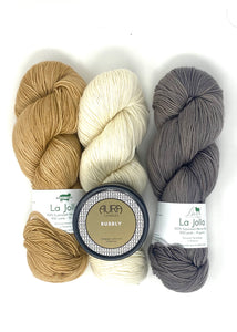 Bubbly - 3 skein kits