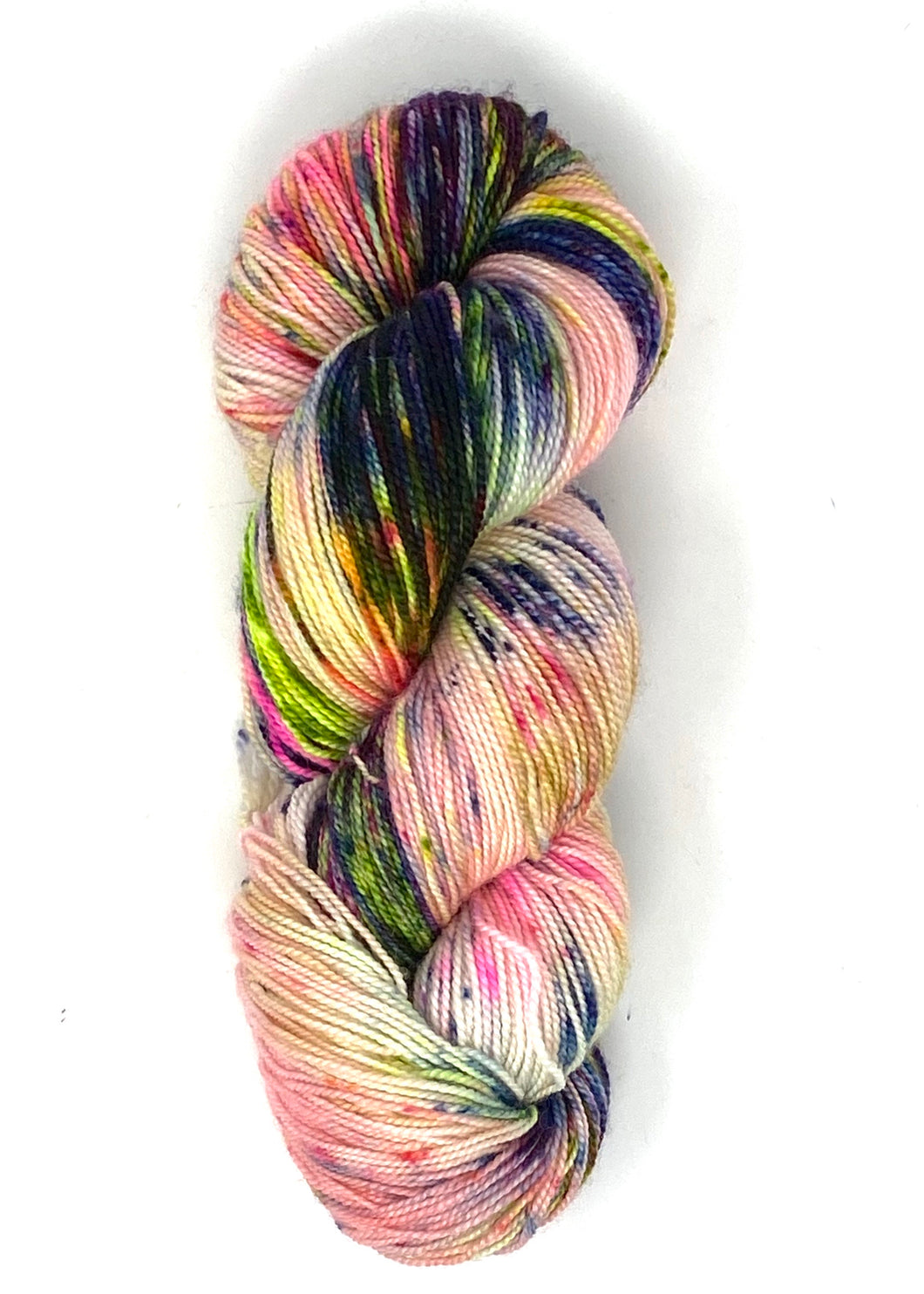 August '19 Baah Yarn La Jolla Monthly Color