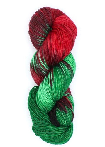 Christmas Variegated Yarn