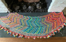 Stephen West Speckle and Pop Shawl Knitting Kit