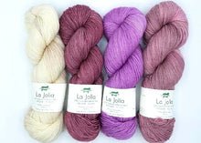 Olive Pink by Casapinka Knitting Kit Baah Yarn