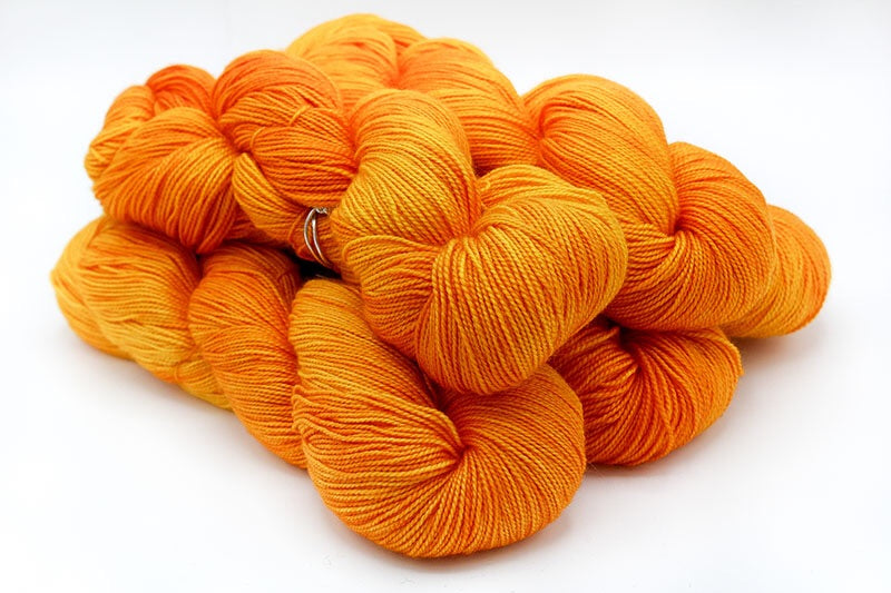 California Poppy - Baah Yarn Savannah