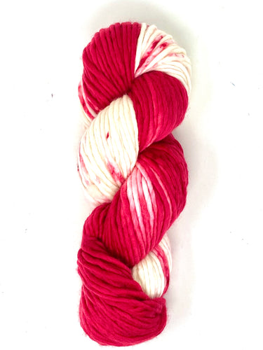Peppermint Bark Baah Yarn Sequoia