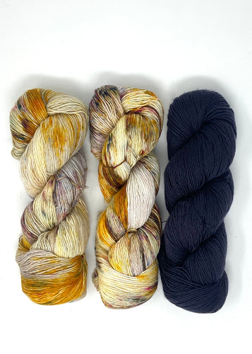 Age of Gold Joji Baah Yarn Knitting Kit
