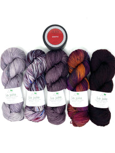 Baah Yarn Reckless Exotic One Of A Kind Kit