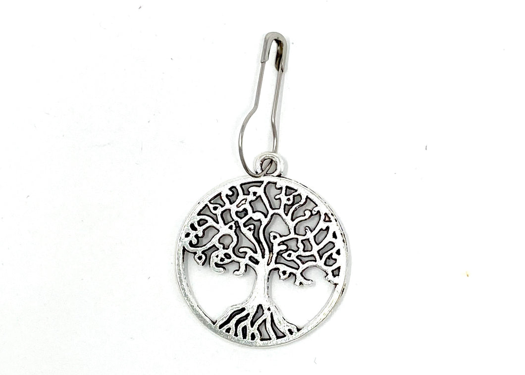 Tree of Life Stitch Marker